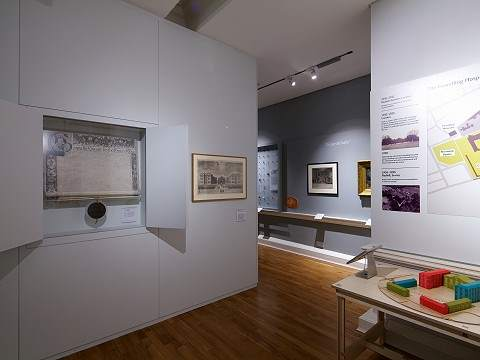 Introductory Gallery, Foundling Museum