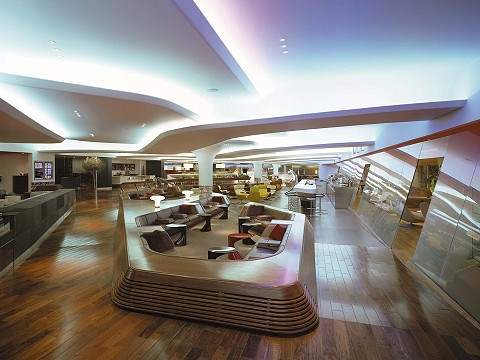 Clubhouse, Heathrow Airport T3